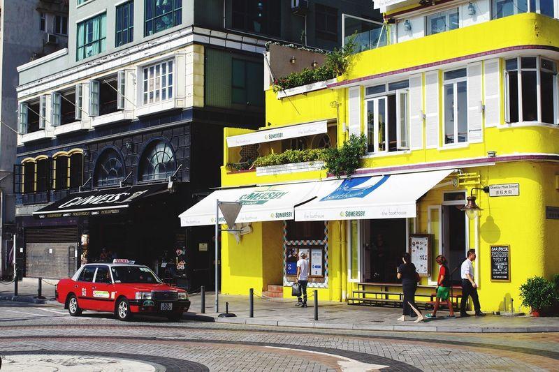 Stanley HongKong Street Lifestyles Built Structure City Life City Stanley, Hong Kong Hong Kong Hongkongphotography
