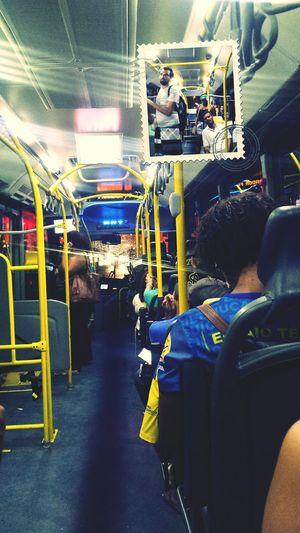Voltando do trabalho. Bus Goodnight RJ ZonaNorte