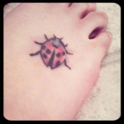 Tattoos Ladybug