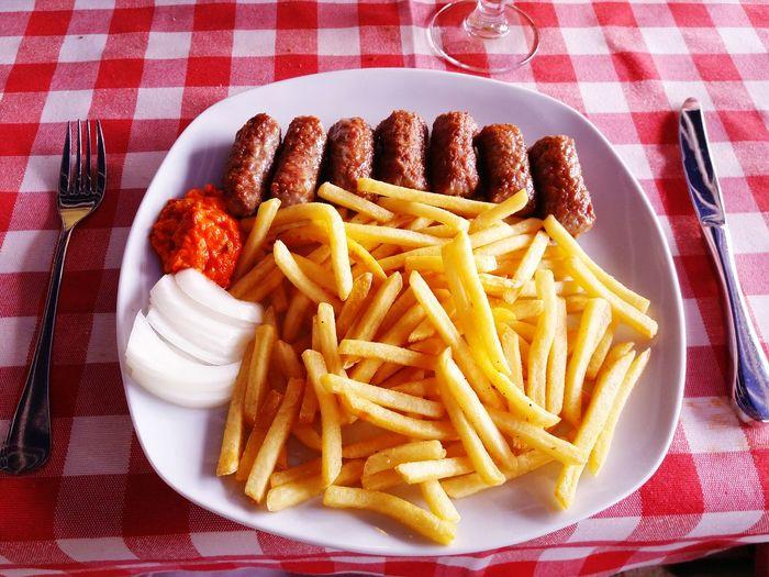 Cevapcici Food