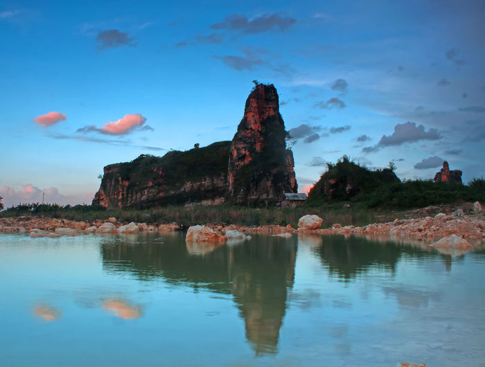 Reflection Rock