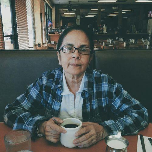 Morning Joe. Portrait Of A Friend Portraiture Portrait Of A Woman Coffee Drinkers Anonymous Breakfast Morning Joe
