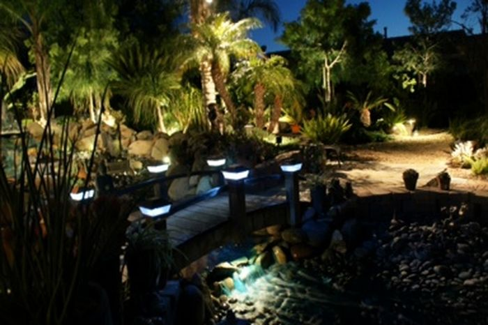Ctai Pacific Greenscape Waterfall Lighting Outdoor Photography Landscape Garden