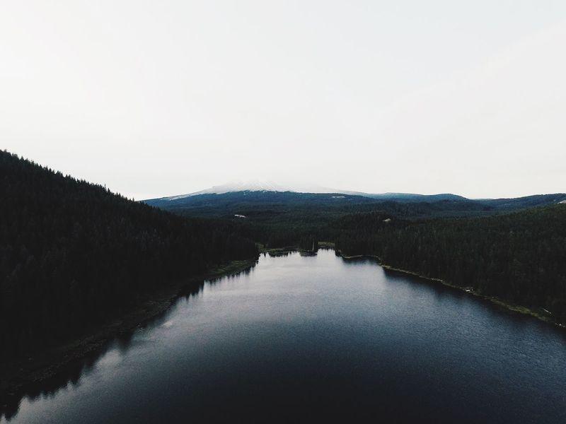 EyeEmNewHere Trillium Lake Lake Trillium Lake MtHood Oregon Adventure Explore Perspectives On Nature