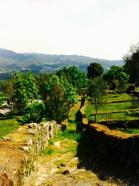 Lusitânia Historic Landscapes Birth Nation Lusitanos