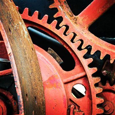 Big Gears Marietta Oklahoma Latergram Machinery tractors mechanical