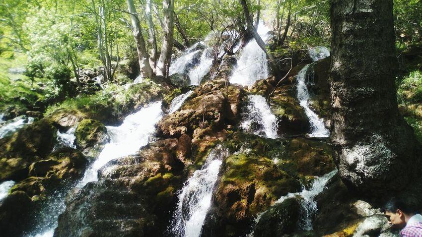 Adana In Adana Obruk şelalesi Stones Trees Water Green Natural Doğal❤👍