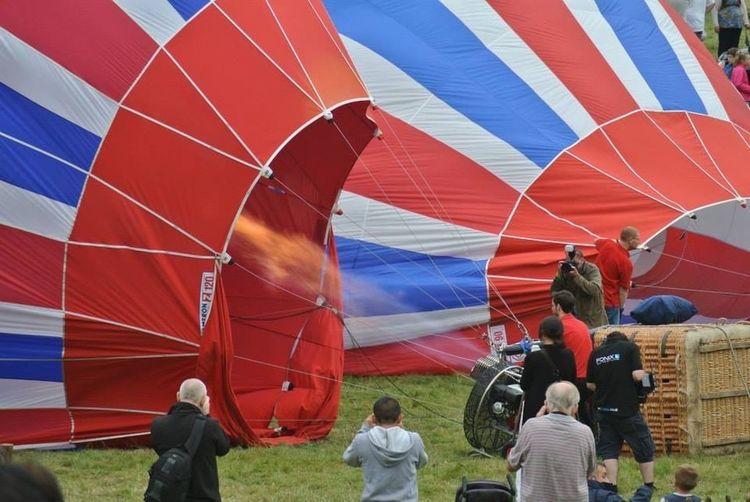 Taking at the Bristol international ballon festival last summer 🎈🎈🎈 Hotairballoon Bristol