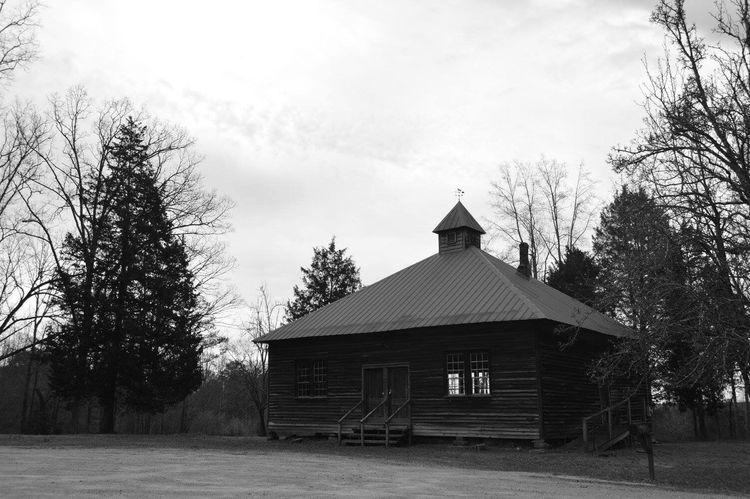 Old Buildings Oldschool