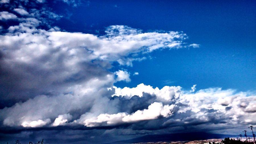 Clouds And Sky Clouds Nubes Bluesky en puebla :D