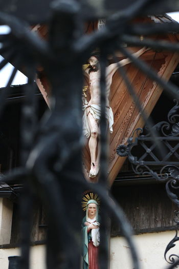 Maria Wörth Crucifix Jesus Jesus Christ Crucifixion Cross