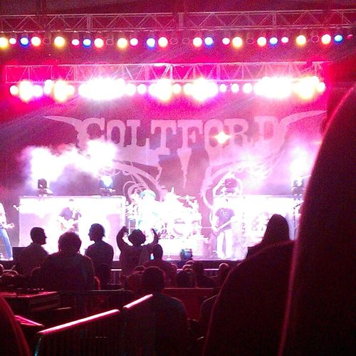 Colt Ford concert at the fair last weekend Colt Ford:) Music Concert At The Fair Enjoying Life
