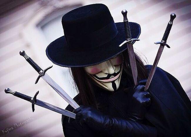 V значит Vendetta?