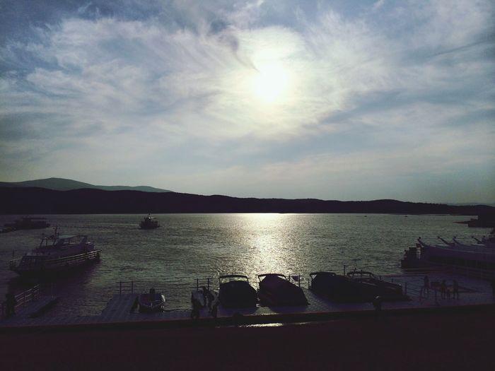 Jingpo Lake