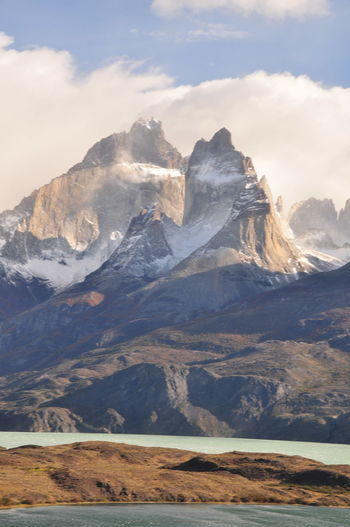 Torres del Paine, Chile. Patagonia Region, SouthAmerica Day Glaciers Glaciers Melt Landscape Landscape #Nature #photography Landscape_photography No People Outdoors Patagonia Patagonia Chilena Sky South America Southamerica Torres Del Paine Torres Del Paine Mountains,