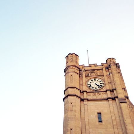 Time never goes backward Precioustime Clocktower Unimelb Wilsonhall Melbourne The Week On EyeEm