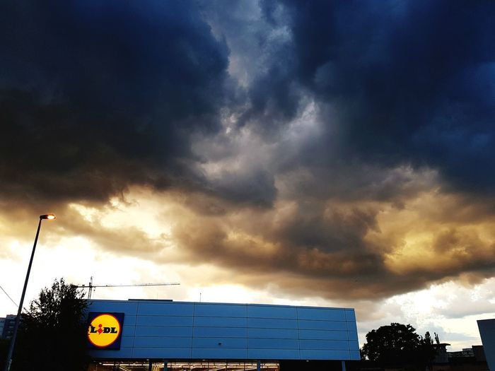Cloud - Sky No People Sky Outdoors Liddl