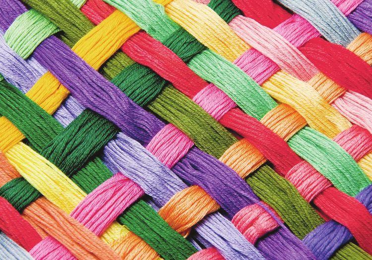 Beautifully Organized Multi Colored