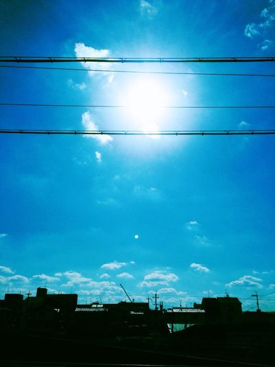 sky of today from Osaka 空 Sky