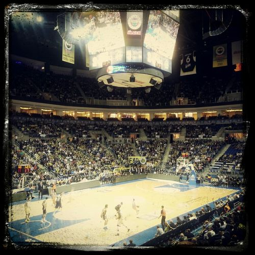 Basketball Fenerbahçe ülker Fenerbahce  Sport