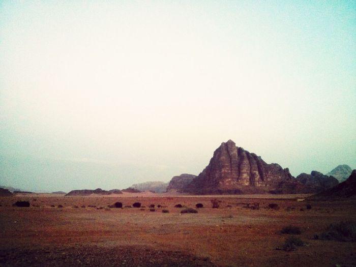 Drama in Wadi