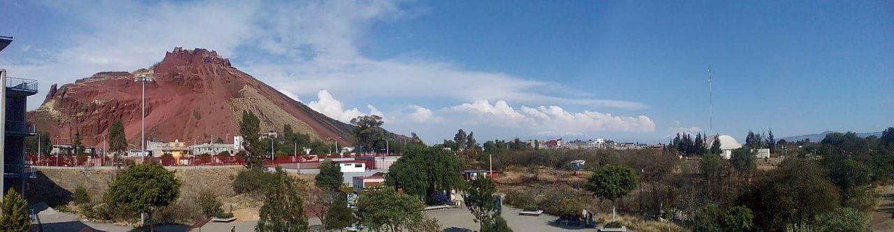 Panoramic Cdmx UACM Sin Filtros
