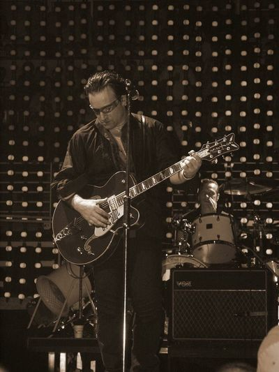 Bono U2 Chicago Music One Person One Man Only Playing Musician Rock Music Singer