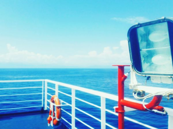 Sea View Sea And Sky Traveling Travel Photography Travel Blue OpenSea Opensky