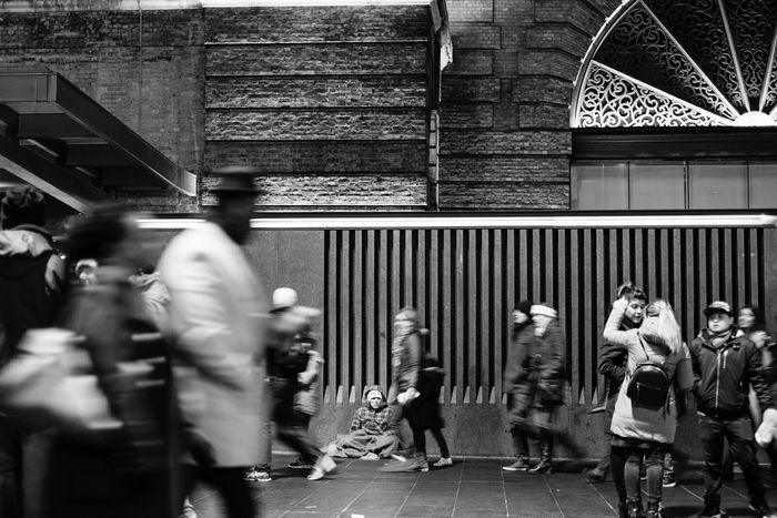 London Lifestyle Black And White Streetphotography London City Life FUJIFILM X-T1 Monochrome Photography Fujifilm London Streets Fujifilm_xseries Slowshutter Motion Photography