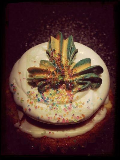 Proud Lil' Cupcake