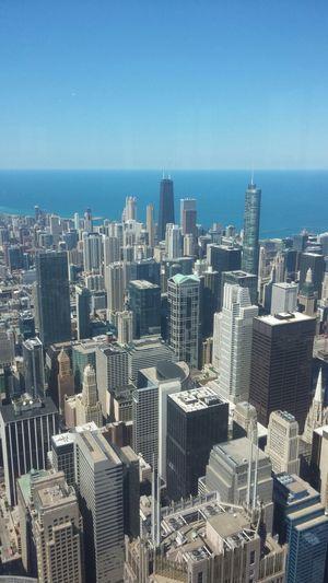 The Architect - 2015 EyeEm Awards Chicago Willistower Searstower Skydeck Lakemichigan