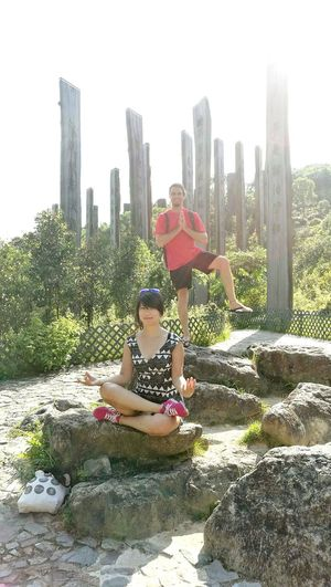 What Who Where Hk Yoga Funny Smile Lover Stupid Trip Light Hiking Lovely Memories