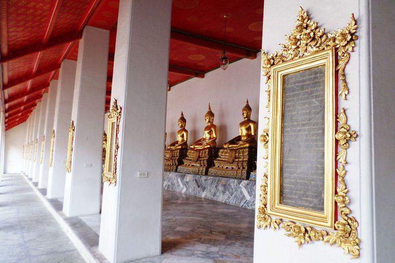 Thai Temple photo. Buddha Statue Buddha Statue Bangkok Thailand.. Thai Style Thailand Photos Tods Tada History Travel Tradition Day Photo Thailand Thai Temple Wat Thai Thailand Bangkok Thailand.