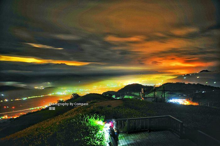 Hello World Relaxing Hi! Enjoying Life 花蓮 The View And The Spirit Of Taiwan 台灣景 台灣情 六十石山 Taiwan Earth Hi!