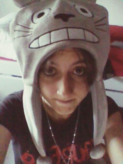 My Neighbor Totoro Hat Myself