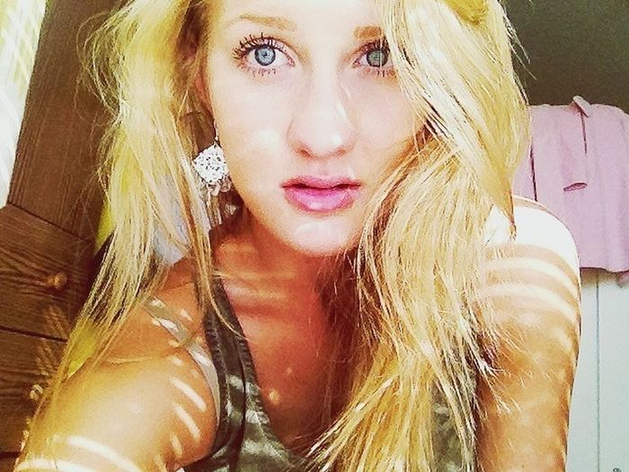 Summertime Blonde Lookin