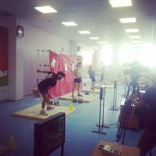 Смотрим ГиревойСпорт КСК Спартакиада2014 женщины