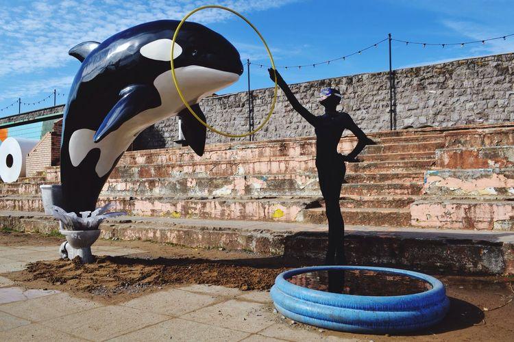 Dismaland Dismaland® Banksy Art Installation Blackfish