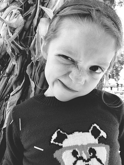 Mischief Eye Em Portraits EyeEm Selects EyeEmNewHere EyeEm Gallery Eye4photography  Last Days Of Summer End Of Summer Child Childhood Portrait One Person Real People Girls Lifestyles Females Looking At Camera Smiling Headshot Leisure Activity Front View Women Innocence Casual Clothing Day EyeEmNewHere Autumn Mood