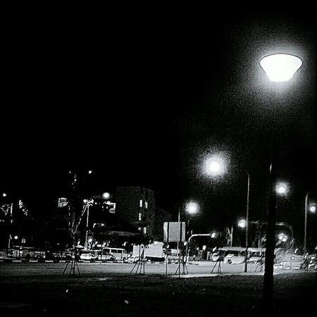 Lights Nightphotography Night Lights Blackandwhite