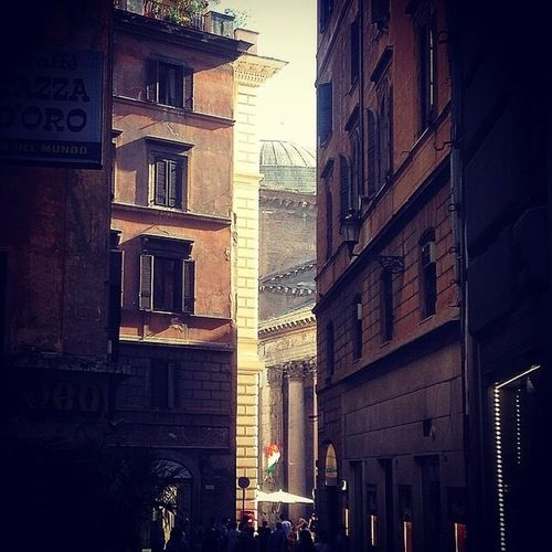 Discover Your City Roma