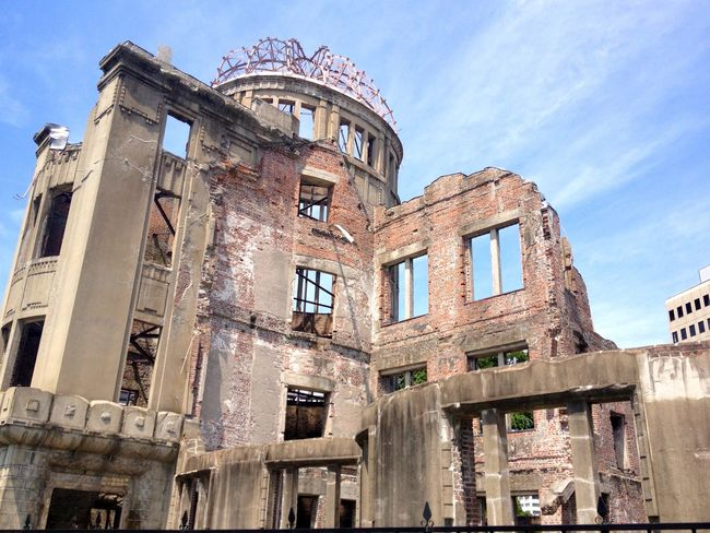 Hiroshima,japan Atomic Atomic Bomb History Historic Historical Building Memories Memorial Histrorical Building Historical Historical Monuments Architecture Peace War Japan Japanese  Japan Photography Japan Scenery Architecture_collection Hiroshima