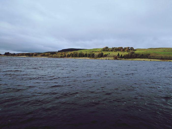 Landscape Beauty In Nature Outdoors Loch  Water Sky