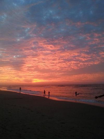 Peru Sunset