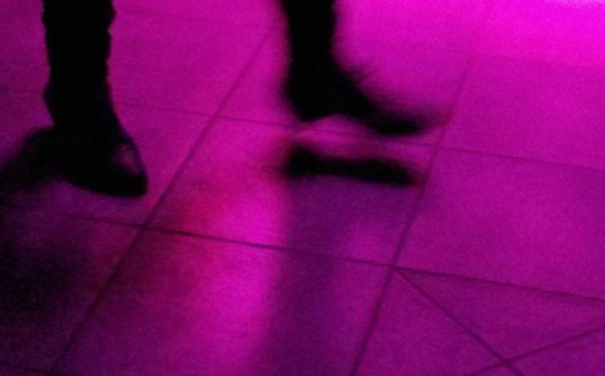 3/3 After Midnight Dancefloor Night Lights Light And Shadow One Wild Night
