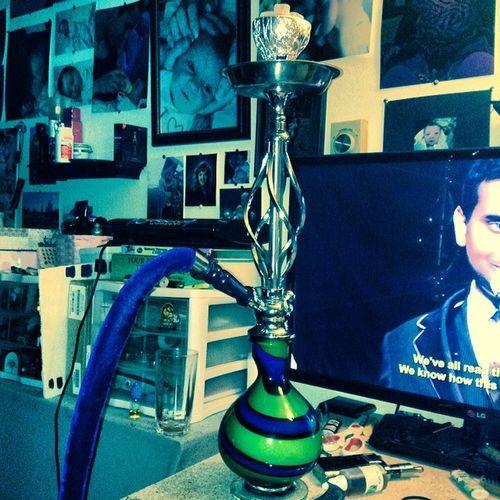 I needed this. Hookah Relaxing Azizansari Standup netfux mooovies guavaberry shisha yesplz