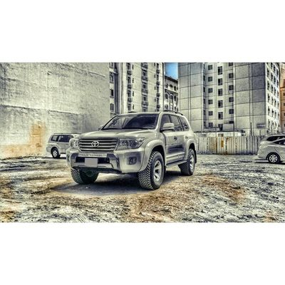 Arctic Trucks Arctictrucks Igersoman landcruiser omanagram oman offroad photooftheday nice cool love edit mood road friend toyota offroadnation