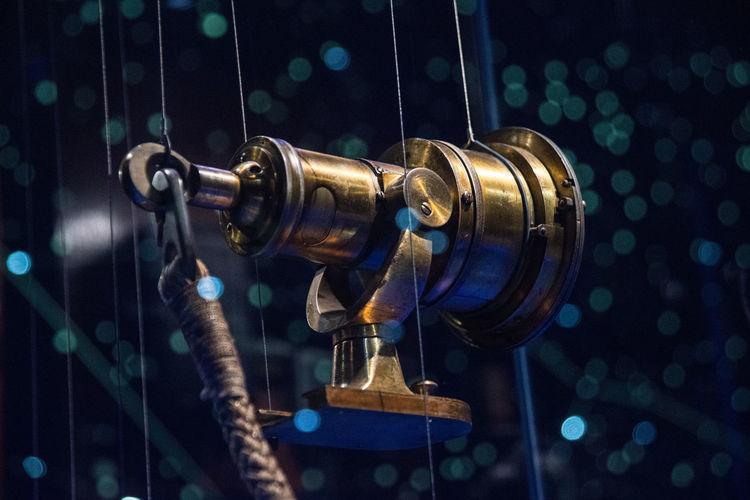 The National Maritime Museum, Amsterdam Close-up Indoors  Marine Nautical Navigation Nautical Tools Naviagtional Tools Navigation Navigational Instrument No People Taffrail Taffrail Log