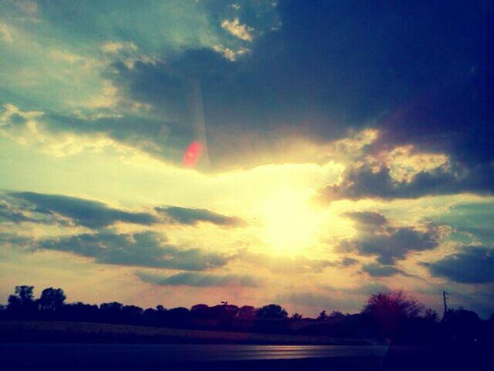 Last One #Sunset
