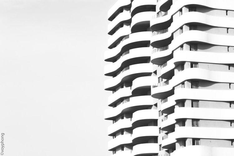 Architecture Building Casablanca Casablanca, Morocco Curves Curves And Lines Design No People Shootermag Shootermagazine